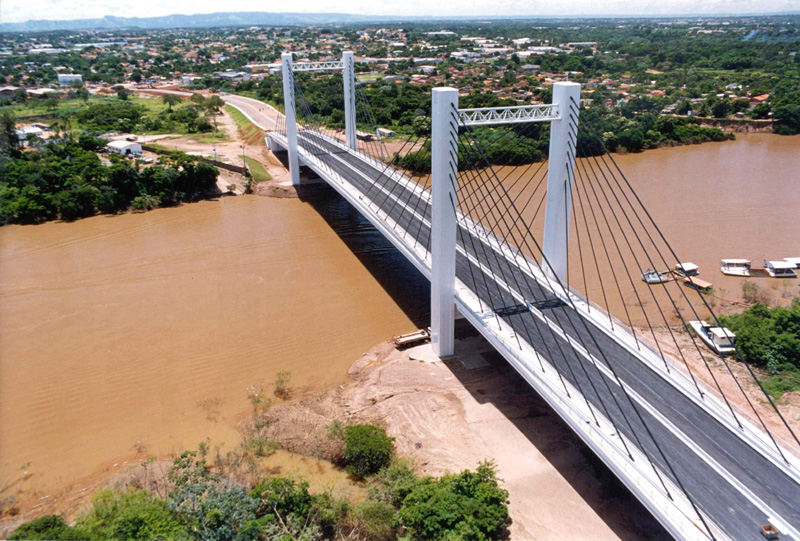 Resultado de imagem para segunda ponte paraguai