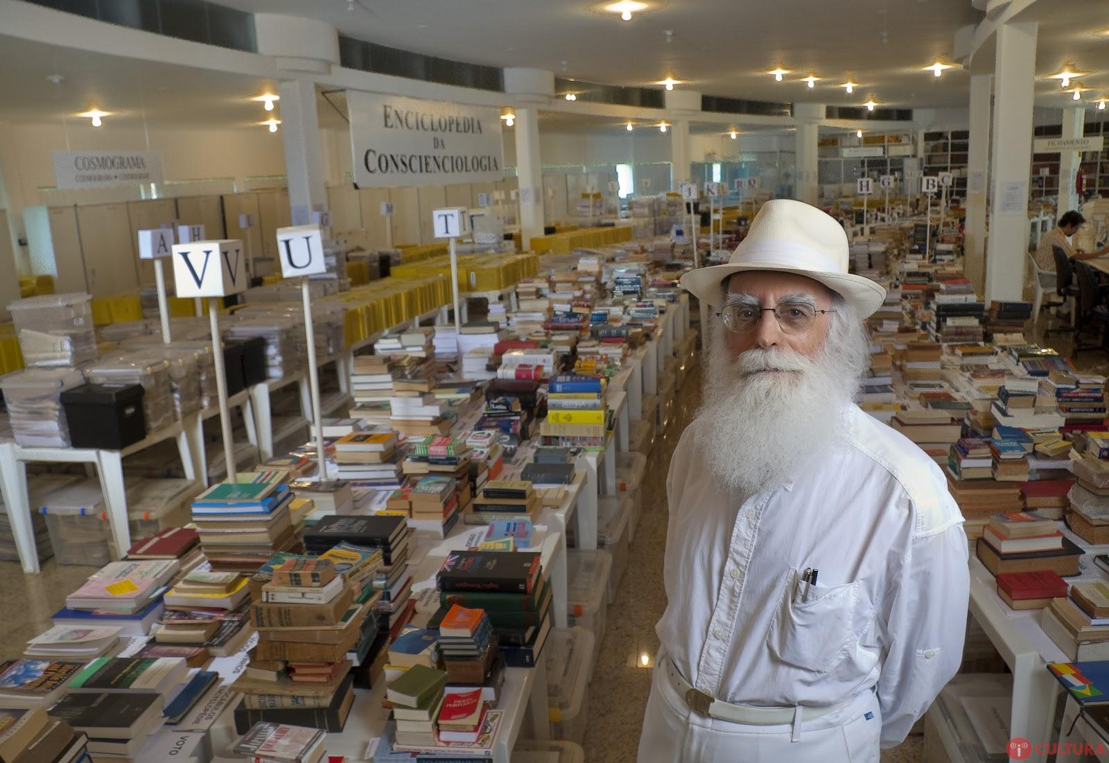 Waldo Vieira morre aos 83 anos