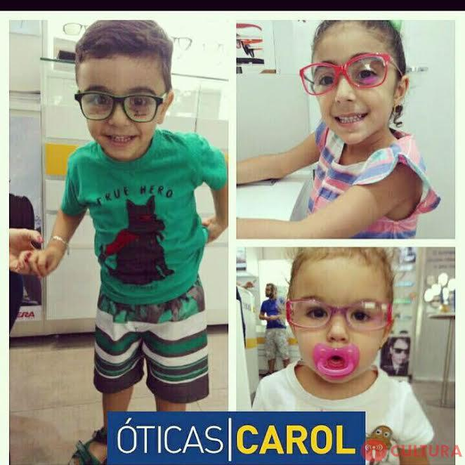 cf9a67a0d Óticas Carol: Você sabia que a cada quatro crianças, uma sofre com problema  visual?