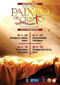 paixao de cristo cartaz