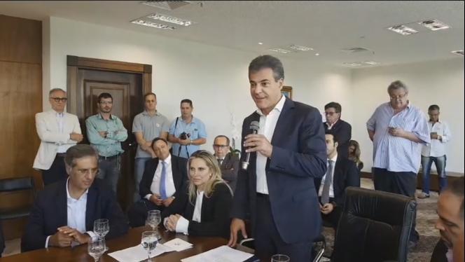 Cida Borghetti é empossada governadora do Paraná na Assembleia