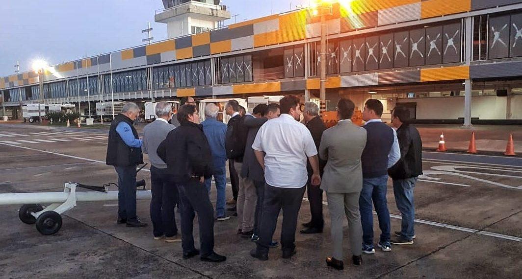Aeroporto de Foz será um dos mais modernos do Brasil