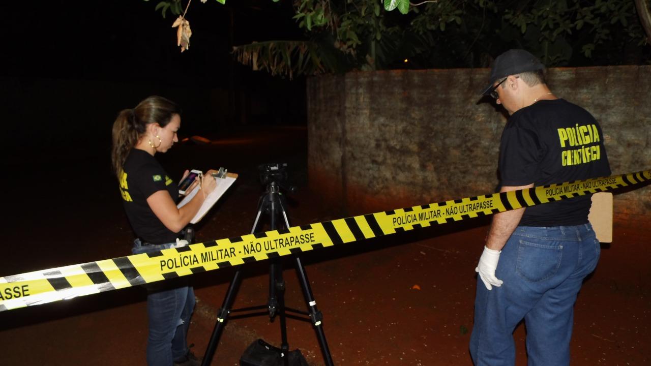 Homem é perseguido por motociclista e executado no Jardim Nacional - Rádio Cultura Foz