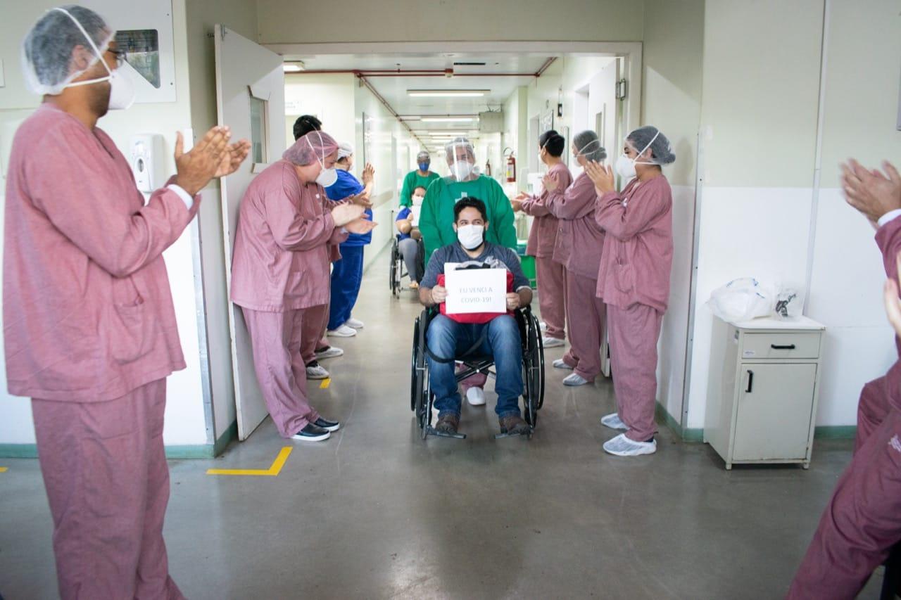 Hospital Municipal registra mais cinco altas de pacientes ...