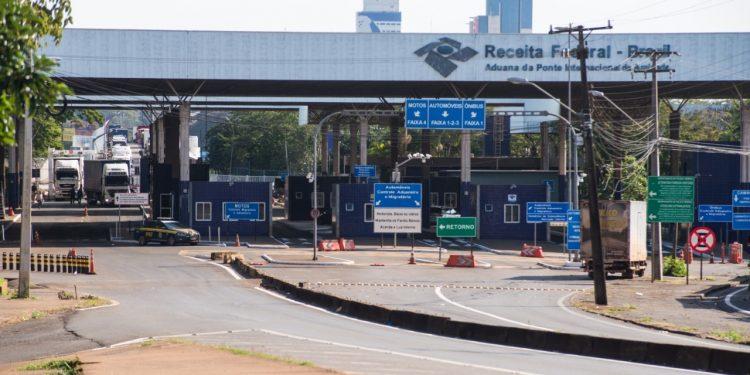 Comércio de Foz se ve favorecido por la reanudación de pequeñas importaciones autorizadas por la Aduana de Paraguay